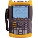Fluke 199B/S - Цифровой осциллограф Fluke 199B/S (200 MHz/2.5 GS/s, SCC190)