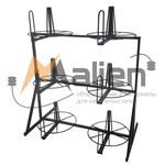 Стеллаж для хранения и размотки бухт кабеля СБР 6-0,4-30
