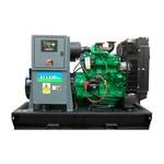 Дизельная электростанция AKSA модель AJD-170 (номинальной мощностью 124 кВт