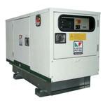 Дизельный генератор Lister Petter LWA 15 (Англия) в шумозащитном кожухе