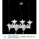 Подвесной светильник Sylcom 1381/6 BL.CR