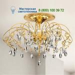 Emme Pi Light 6105 PL5 SWAROVSKI ELEMENTS потолочный светильник