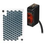 BJ3M-PDT Компактный фотодатчик, 12-24VDC, вых. NPN, сраб 0,1-3м,  Autonics