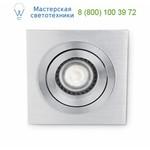 Faro 43382 PLANO-1 Grey recessed grey, точечный светильник