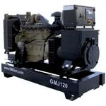 Дизельная электростанция GMJ120 открытого исполнения