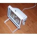 Светодиодный прожектор заливной 220В. 12 Вт IP 44