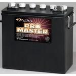 Кислотные ТЯГОВЫЕ блочные аккумуляторы 8C12 12В 195А/ч габ.394х178х362