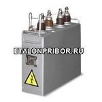 Конденсаторы электротермические частоты от 500 до 10000 Гц