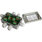 Разветвитель интерфейса  RS-422/485 металл
