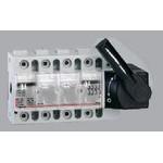 Выключатель-разъединитель Vistop 3 полюса 100А рукоятка сбоку, черная | арт. 22525 | Legrand