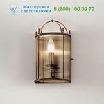 Il Fanale Rilegato 503.00.80, настенный светильник
