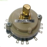Галетные переключатели RCL371-1-4-3 (от 20 шт.)
