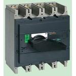 Выключатель-разъединитель INTERPACT INS400 3П | арт. 31110 Schneider Electric