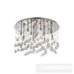 77802 MOONLIGHT PL12 CROMO потолочный светильник Ideal Lux