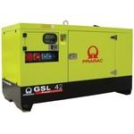 Дизель-генераторная установка PRAMAC GSL42D в кожухе