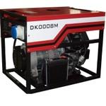 Газовая мини электростанция DK0008M (Kohler)
