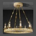 801 L 801/8.26 Legno Avorio La Lampada, Подвесной светильник