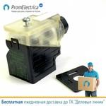 7000-29021-0000000  Разъемы с LED сигнализацией 24VAC/DC 4A SVS Black