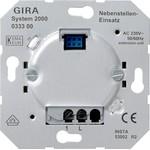 033300 Клавишные/кнопочные выключатели, светорегуляторы System 2000 Вставка дополнительного устройства