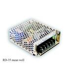 RD-3513-13.5 mean well 35W, 13.5V,  0.3-2.0А (от 5 шт. скидка 35%)