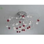 1307.112.5.VR03/05 Kolarz Twister Rosy потолочный светильник