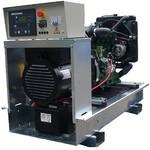 Дизельный генератор однофазный Lister Petter LWA 20 (Англия)