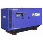 Дизельная трехфазная электростанция SDMO Montana J165K в кожухе