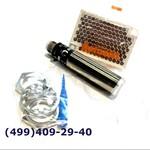 BR3M-MDT-C Фотодатчик корпус М18х1 пластик, длина 74 мм, 3 метра, с отражателем, NPN, NO NC, 12-24VDC, Autonics
