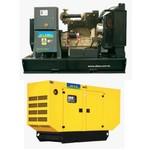 Дизель-генератор, дизельный генератор Aksa APD 125 A    мощностью 100 кВт 50 Гц
