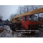 """Автокран КС 3577 """"Ивановец"""" г/п 14 тонн"""