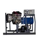 Бензиновая (газовая) электростанция АБ16-Т/400-1Р на базе двигателя ВАЗ-2103.