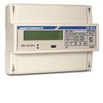 Электросчетчик СЕ302  Трехфазный  Однотарифнй активной и реактивной энергии.