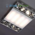 Trizo 21 DC.WC.3191 ano-silver, накладной светильник