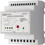 Реле контроля уровня PZ-830 трехуровневый, с регулировкой чувствительности, 2 х 16 А, 230 В