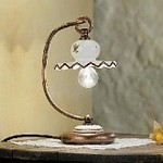Roma C402 LU Ferroluce, Настольная лампа