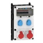 Настенный бокс VARIABOX - L, размер 390 x 230 x 145 мм (H x B x T) IP 44, Bals 89068