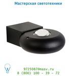 27866/06/30 Lucide DALI-LED Wandl.IP54 2x3W 14/7/19.8cm Schwarz уличный светильник