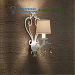 Emme Pi Light настенный светильник Masiero Classica 9020 A1 Swarovski elements