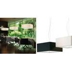 Quadrato 100 Pendant Light Cotton Modoluce светильник, E27 4x70W halogen