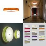Discovolante E27 ceiling / wall light светильник Modoluce, T5 1x55W