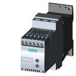 Устройство плавного пуска 7,5 КВт/400В, 17,6A, 3RW3018-1BB04, Siemens, в наличии