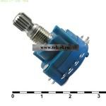 Галетные переключатели SR191-1-7 (15K) 7П1Н (от 20 шт.)