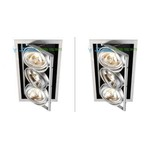 1445.14 alu satin PSM Lighting, светильник > Ceiling lights > Recessed lights