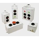 Посты кнопочного управления серии ПКУ15-21 в металлическом корпусе