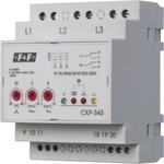 Реле контроля фаз CKF-345