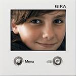1286112 Gira F100 Цветной TFT-дисплей
