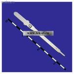 Клеммы ножевые на плату DJ612-2.3 (от 1000 шт.)