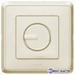 Механизм светорегулятора 300Вт CARIVA сл.к. Leg773717 (1 в упак.)