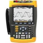 Fluke 192B - Цифровой осциллограф Fluke 192B (60 MHz/500 MS/s)