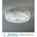 Потолочная лампа 999/40 Bianco/Cristallo Vetri Lamp